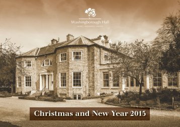 Christmas and New Year 2015