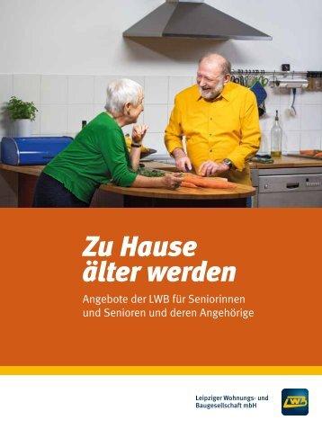 Zu Hause älter werden - LWB