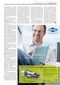 Wirbelmaschineneinsatz erhöht die Qualität von ... - Unimec - Page 3
