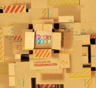 Catálogo PakaPaka - Catálogo de programación