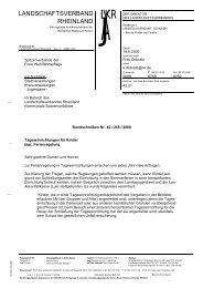 Nr. 255 - Landschaftsverband Rheinland
