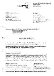 Nr. 312 vom 23.11.2001: (PDF, 16 KB - Landschaftsverband ...