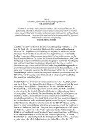 Long Biography pdf. - Alasdair Nicolson