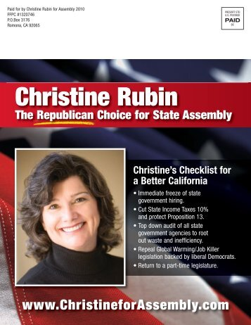 Christine Rubin