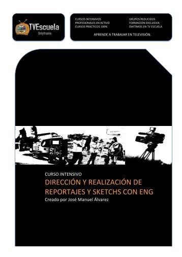 PROGRAMA CURSO REALIZACIÓN I DE TELEVISION - TVEscuela
