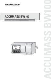 Milltronics BW100_Ma..