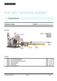 FLK Gas Sampling System - MPIP - Free