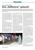 """Dem """"Kuhflüsterer"""" - Die Landwirtschaftliche Sozialversicherung - Seite 4"""