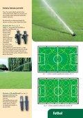 Automatické závlahové systémy pro sportovní plochy - Page 2