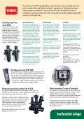 Automatické závlahové systémy pro sportovní plochy - Page 5