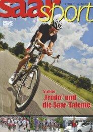 """""""Frodo"""" und die Saar-Talente - Landessportverband für das Saarland"""