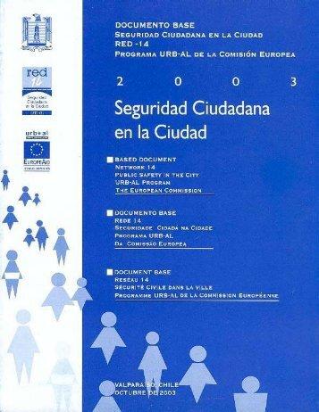 Seguridad Ciudadana en la Ciudad 1 - centro de documentación ...