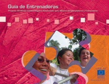 entrenadoras para pdf.indd - centro de documentación del ...