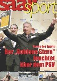 Ausgabe 01/2010 - Landessportverband für das Saarland