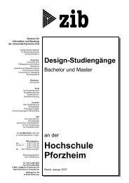 9 Bachelor of Arts in Transportation Design - Hochschule Pforzheim