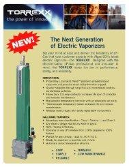 Direct Fired Vaporizer - Algas SDI
