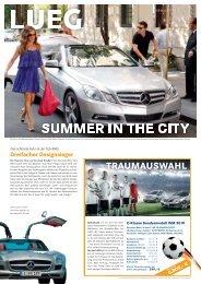 summer in the city - Fahrzeug-Werke Lueg AG