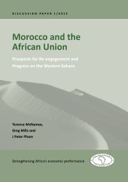 Morocco and the African Union