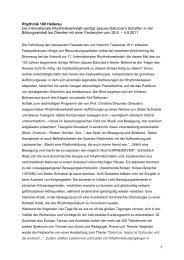 Bericht_Hellerau.pdf - Universität der Künste Berlin