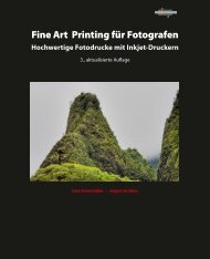 Fine Art Printing für Fotografen - Digital Outback Photo