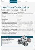 Blechtechnik · Sheet metal technoloGy - BVS - Seite 6