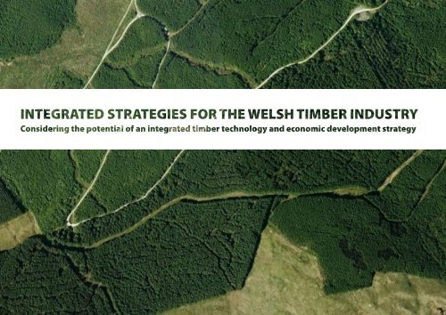 INTEGRATED STRATEGIES FOR THE WELSH TIMBER INDUSTRY