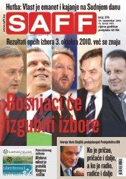 Bošnjaci će izgubiti izbore