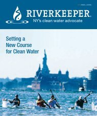 New Course for Clean Water