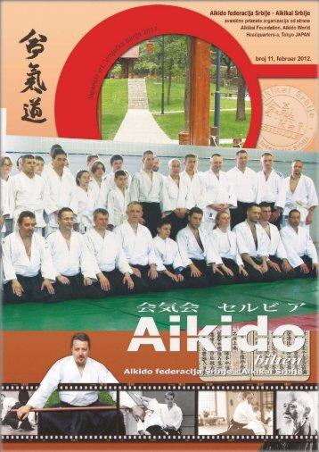Aikido - Aikikai Srbije