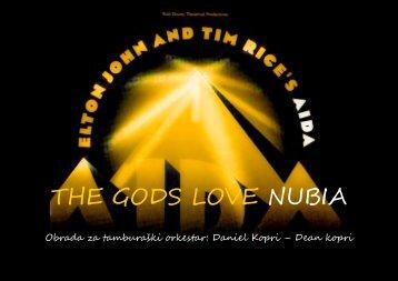 Gods love Nubia - Kontesa Dora