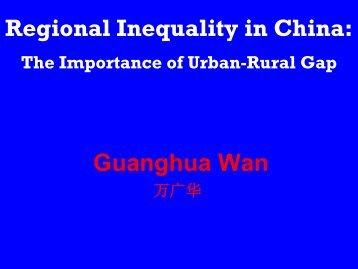 Guanghua Wan