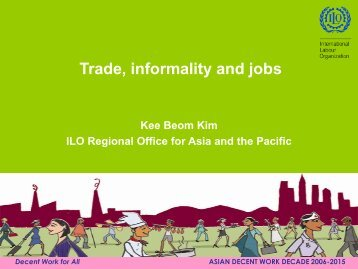 Trade informality and jobs