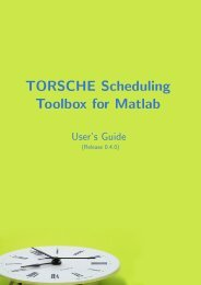 Toolbox for Matlab