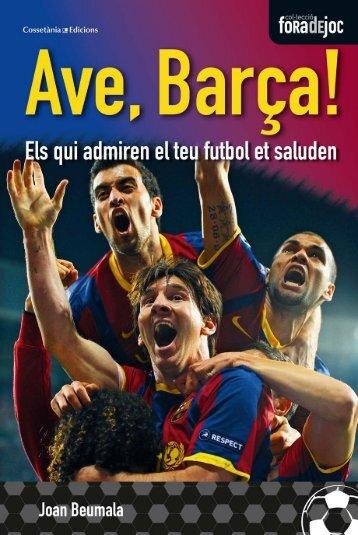 Ave Barça!