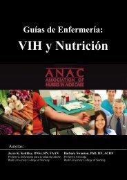 VIH y Nutrición