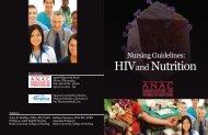 HIV Nutrition