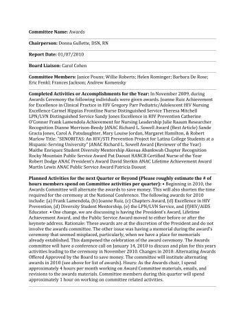 Download Jan_2010_Awards_Committee_Report.pdf