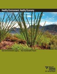 Healthy Environment Healthy Economy