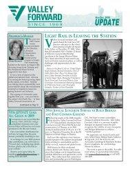 UPDATE - Valley Forward