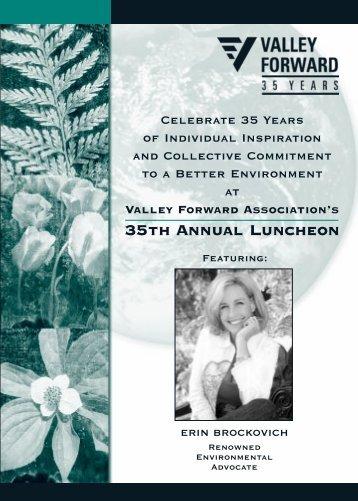 35th Annual Luncheon