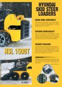 HSL-T general brochure - Hyundai Construction Equipment ... - Page 3