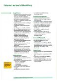Arbeitsblätter für Unterweisungen (Teil 1) - Seite 4