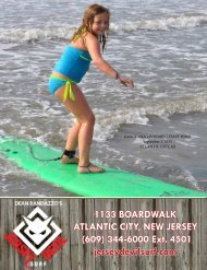 ATLANTIC CITY NEW JERSEY (609) 344-6000 Ext 4501 jerseydevilsurf.com