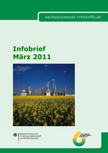 Infobrief März 2011
