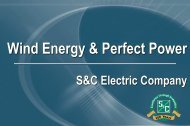 Wind Energy & Perfect Power