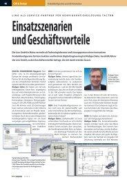 Einsatzszenarien und Geschäftsvorteile - Lino GmbH