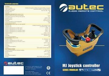MJ Joystick controller