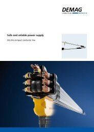 Safe and reliable power supply
