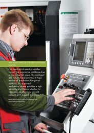 Our mechanical selector switches contain the experience and know ...