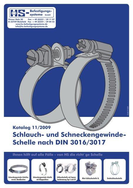30 Edelstahl Schlauchschellen 32-50 mm W4 V2A Schneckengewinde Schelle DIN 3017